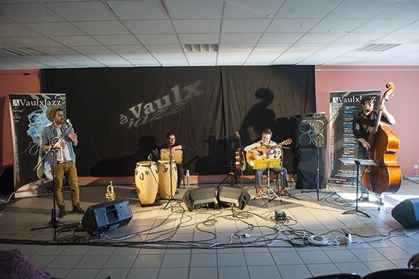 archive le jaime salazar quartet met le fuego 224 la salle edith piaf a vaulx jazz 2015